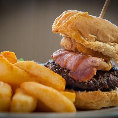 Commercial Food Photography