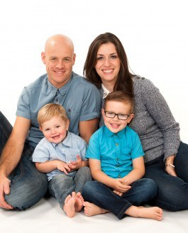 Family Mini Portrait Package