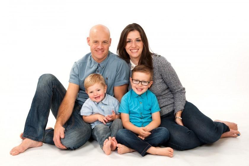Family Mini Portrait Package