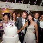 Wedding Cake Athelhampton House