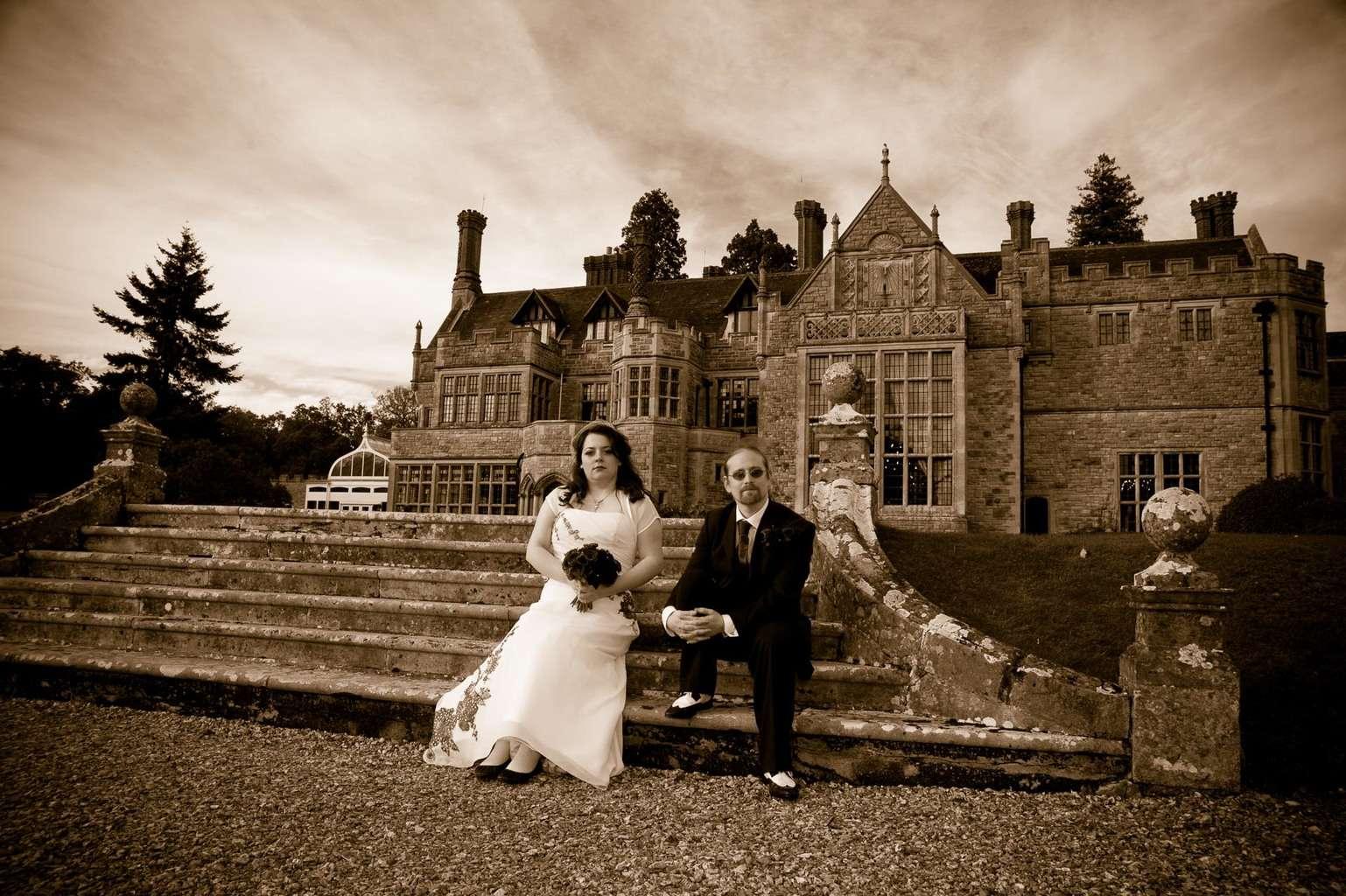 Newbold house wedding