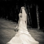 Bride Wedding Athelhampton House