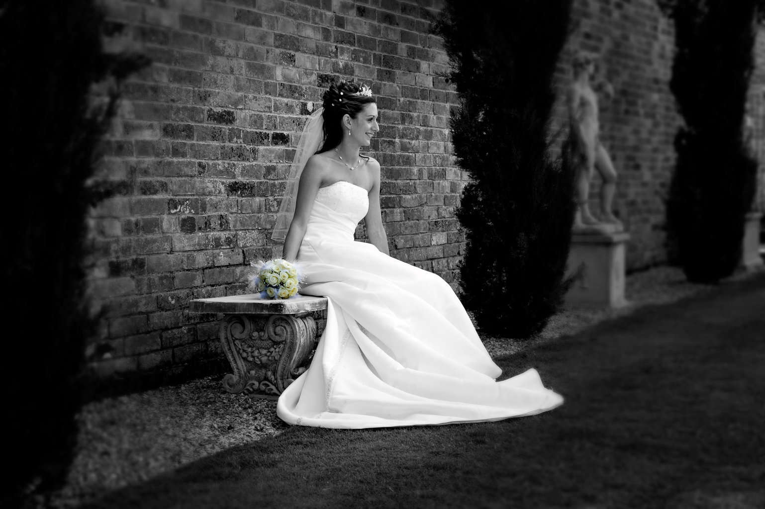 Wedding Photographer Parley Manor