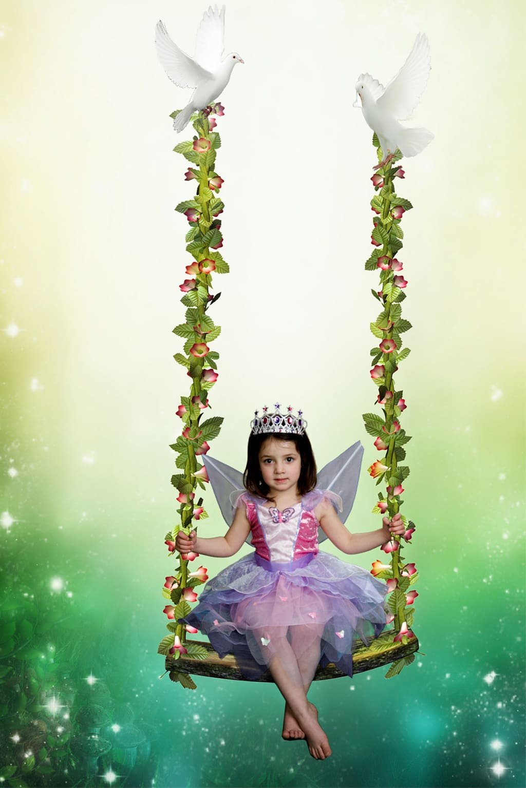 fairy photography for girls