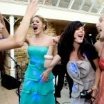 Dancing at wedding Athelhampton House