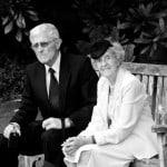 Guests enkjoying a wedding at Athelhampton House