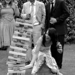 Jenga at Athelhampton House
