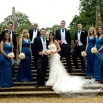 Wedding Photo Athelhampton House