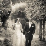 wedding photography at Athelhampton House