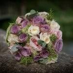 wedding flowers - Athelhampton House