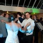 dancing at Athelhampton House