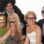 wedding photo booth photography