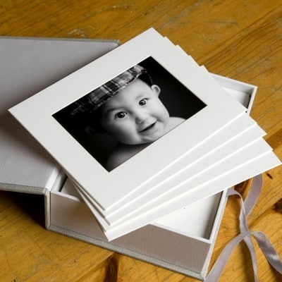 portrait print box