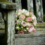 brides flowers athelhampton house weddings