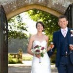athelhampton house wedding photographer