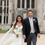 athelhampton house wedding photos