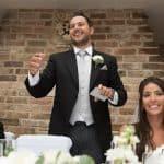Wedding speech Athelhampton House