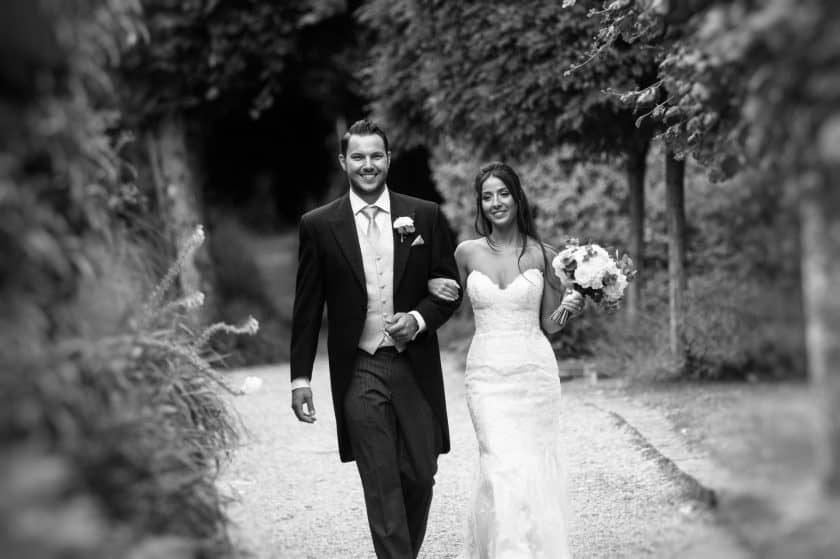 Louisa & Mike's Athelhampton House Wedding