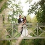 Athelhampton House Dorset wedding
