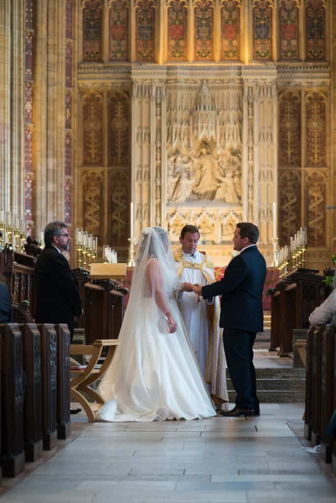 sherborne abbey wedding photographer