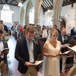 Hymns at St Mary the Virgin Church, Piddlehinton