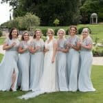 Wedding photography at Came House, Dorset