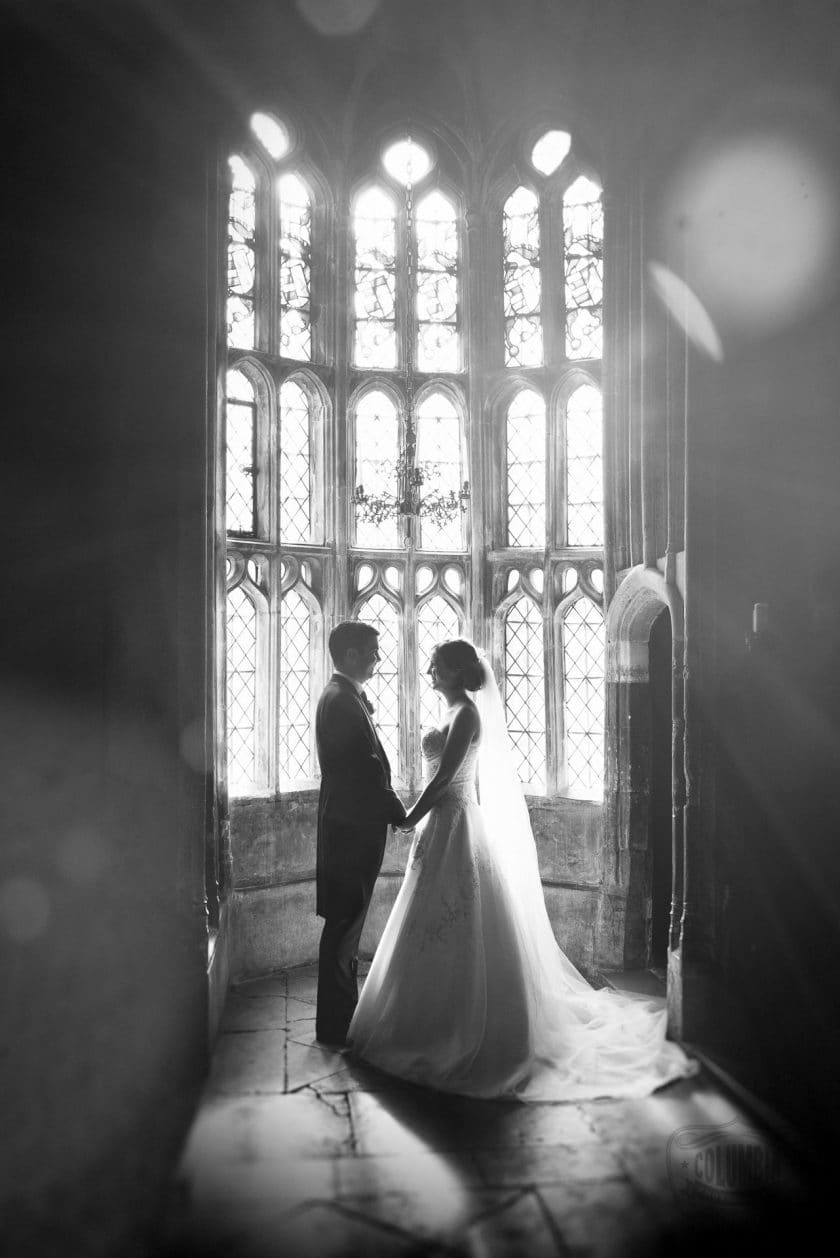 Henrietta & Ian's wedding at Athelhampton House